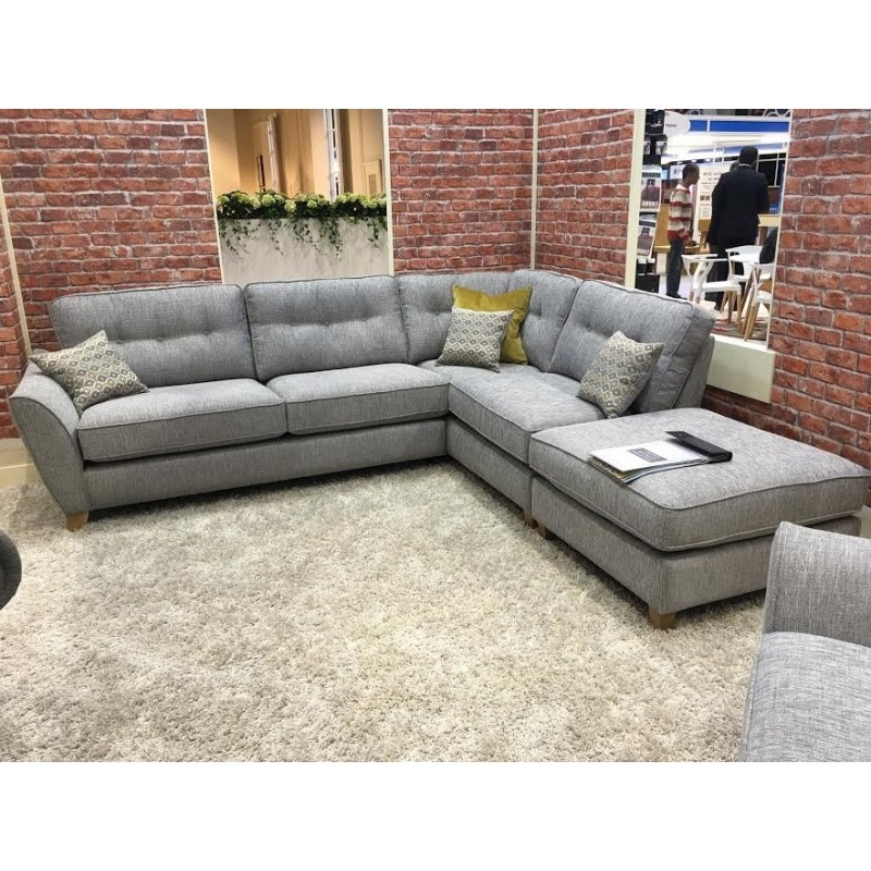 Ashley large corner chaise for Ashley beige sofa chaise