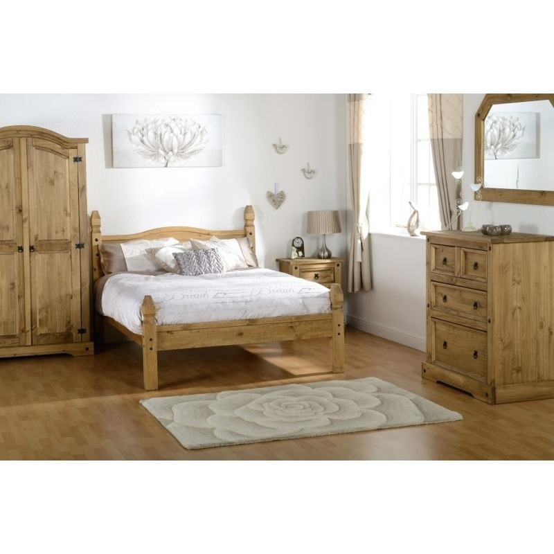 Mexican pine bedroom set special offer for Bedroom furniture offers