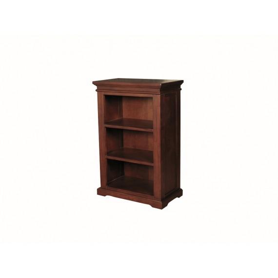 Clarion Mahogany Low Bookcase