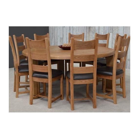 Sally 5' Round Dining Set