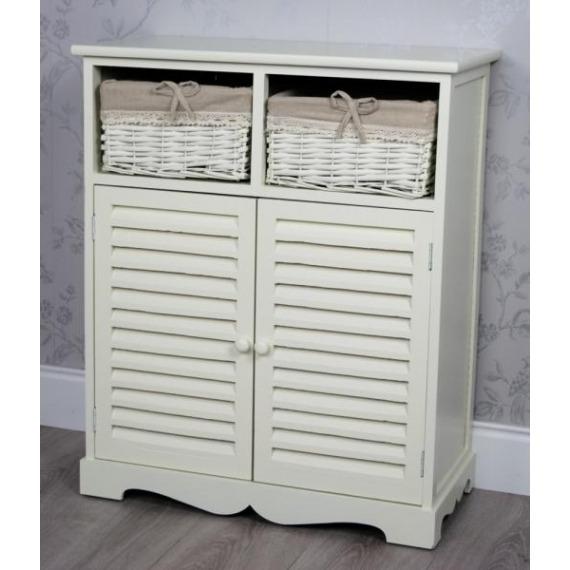Mazie 2 Door 2 Drawer Storage Unit