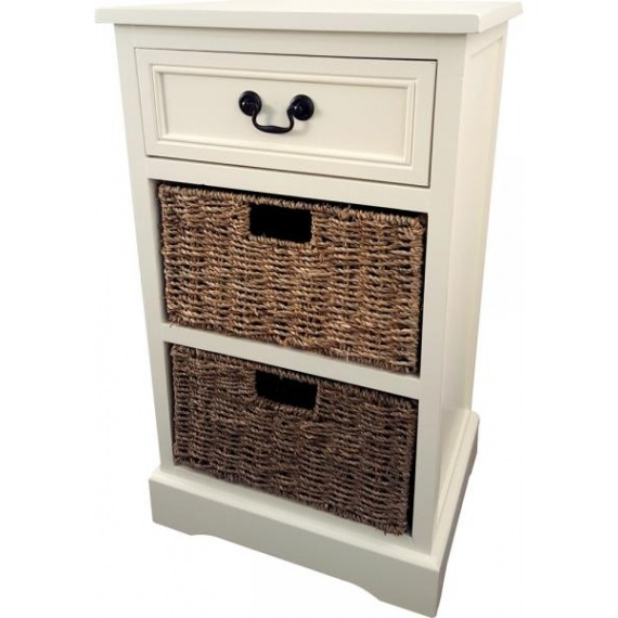 Chester Cabinet with Baskets