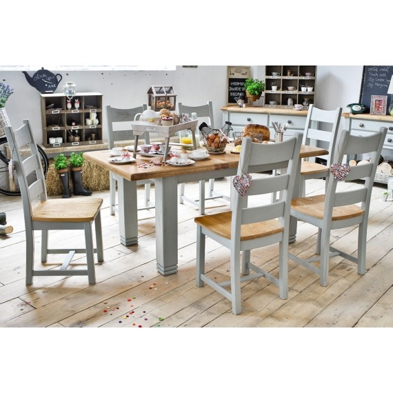 Danube Large Extending Dining Set