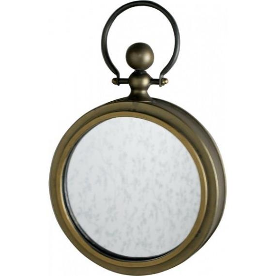 Pocket Watch Style Mirror (34cm)