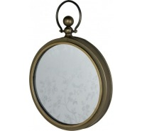 Pocket Watch Style Mirror (43cm)
