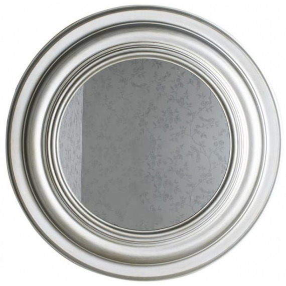 Emma Round Mirror