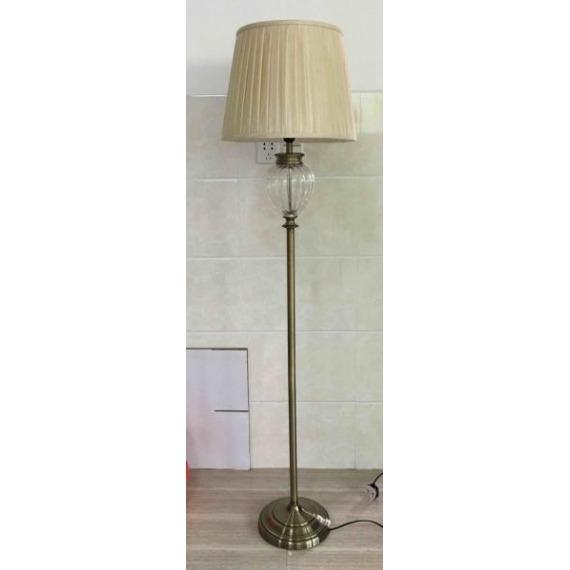 Classic Bronze Floor Lamp