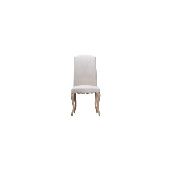 Calgary Upholstered Dining Chair with Stud Detail