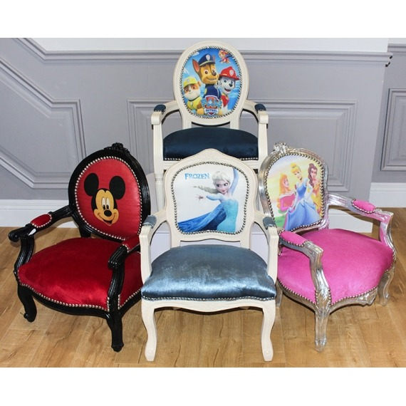 Disney Princess Kids Chair