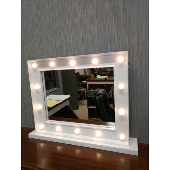 Hollywood LED Mirror