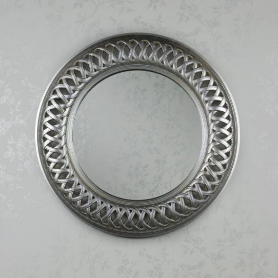Arlo Round Mirror