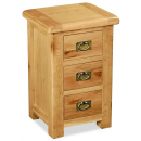 Sally Oak Bedside Locker