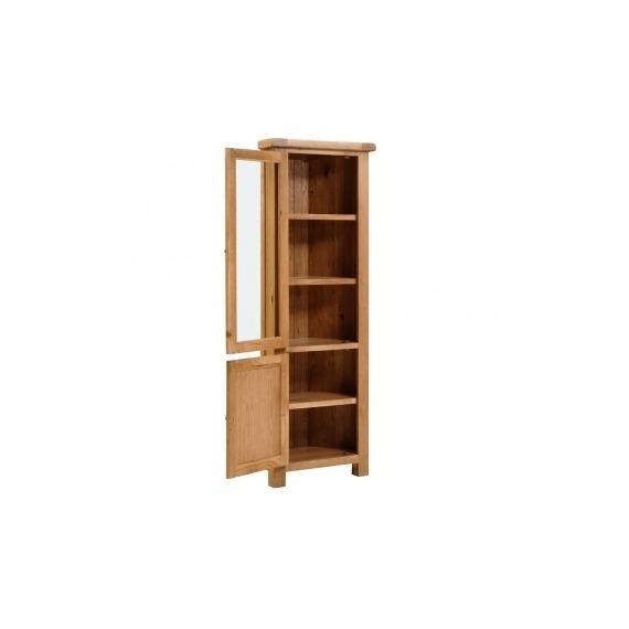 Sally Corner Display Cabinet