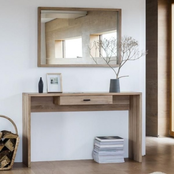 Hudson Living Kielder Console Table