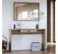 Hudson Living Kielder Console Table & Mirror