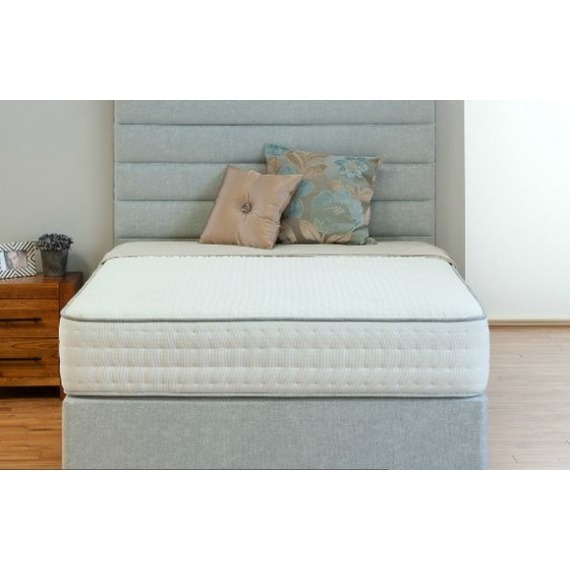 Emerald Full Height 4 Row Headboard