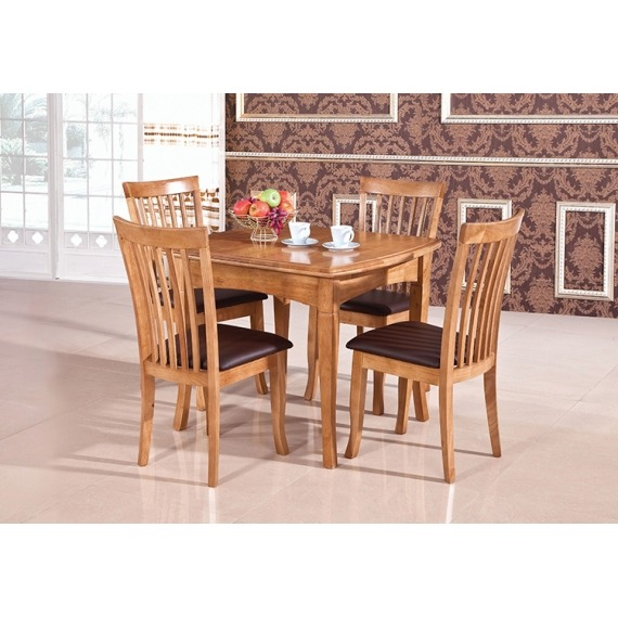 Willis Square Extending Dining Set