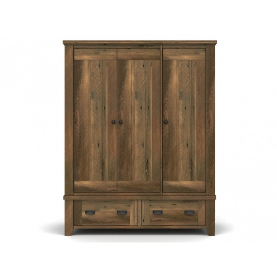 Forest Reclaimed Large Wardrobe