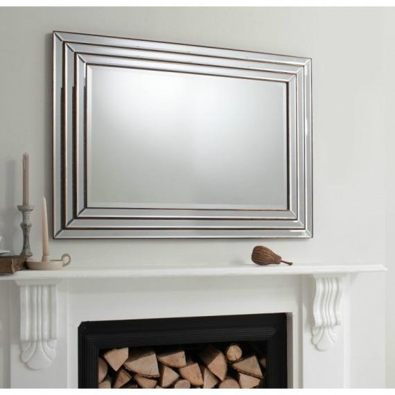 Chambery Bronze Mirror