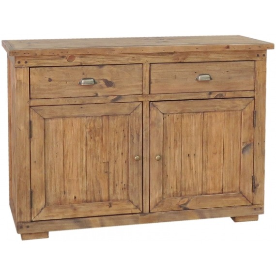 Camrose Reclaimed Pine Small Sideboard