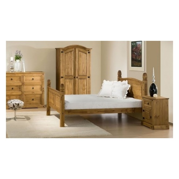 Mexican Pine Bedroom Set Special Offer