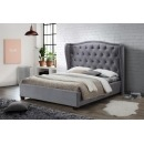 Tufted Fabric Bed Frame