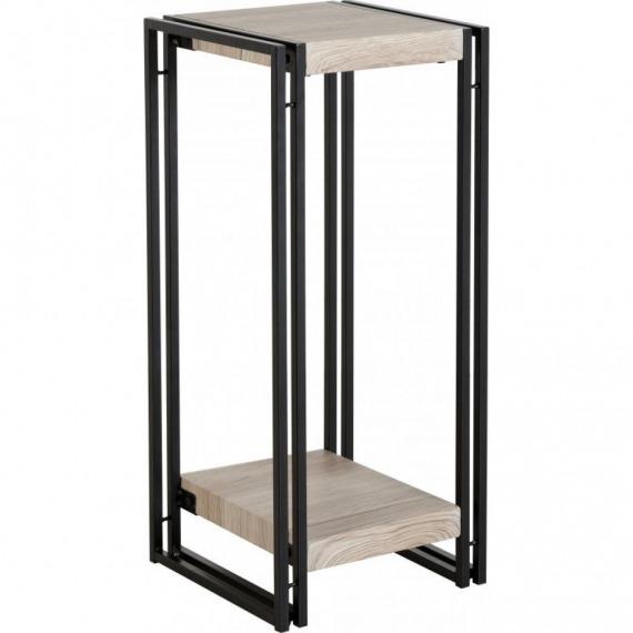 Loft Industrial Side Table