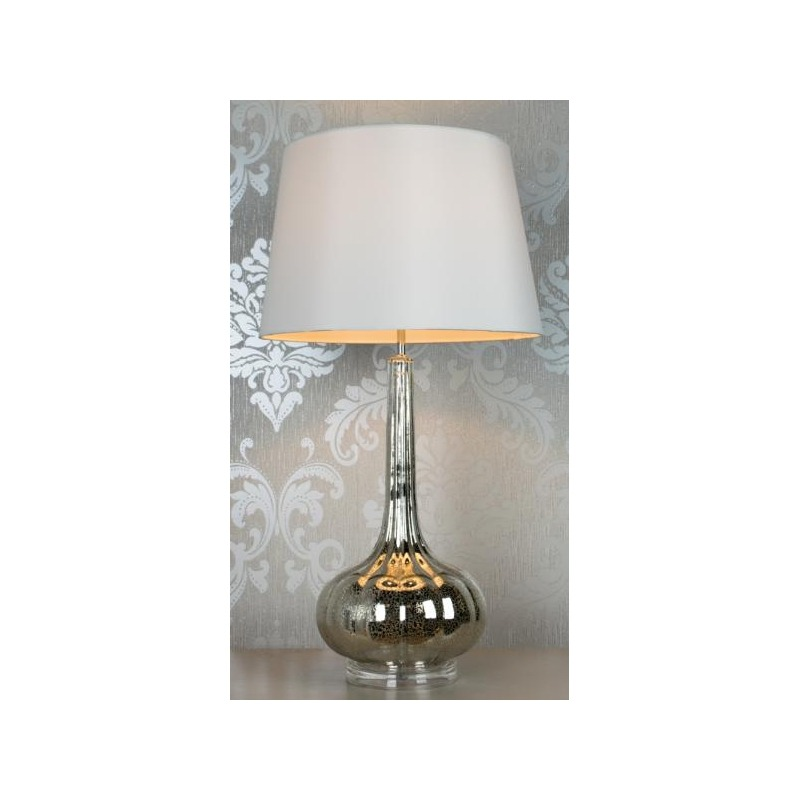 Evie tulip table lamp 72cm aloadofball Images