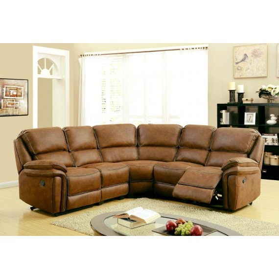Maestro Large Recliner Sectional Sofa