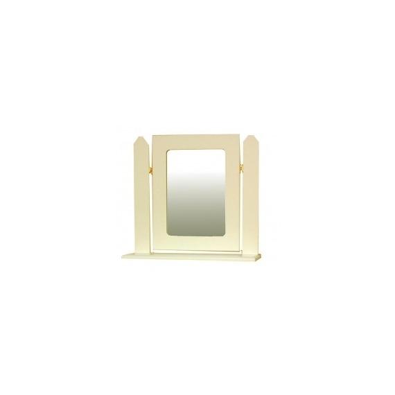 Anna Single Square Mirror