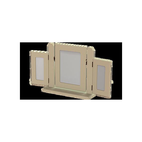 Anna Triple Square Mirror