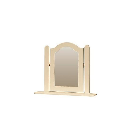 Anna Single Ornate Mirror