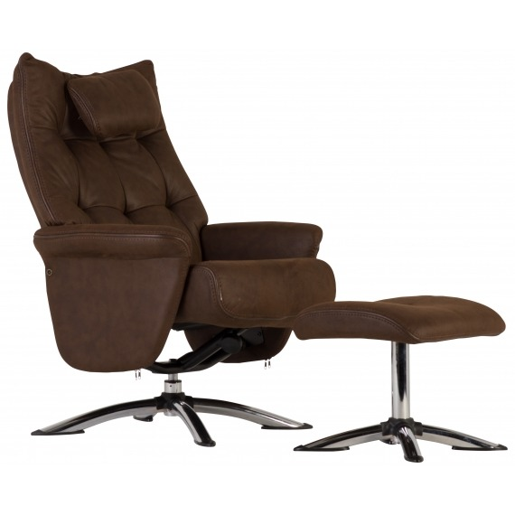 Willis Swivel Recliner Chair
