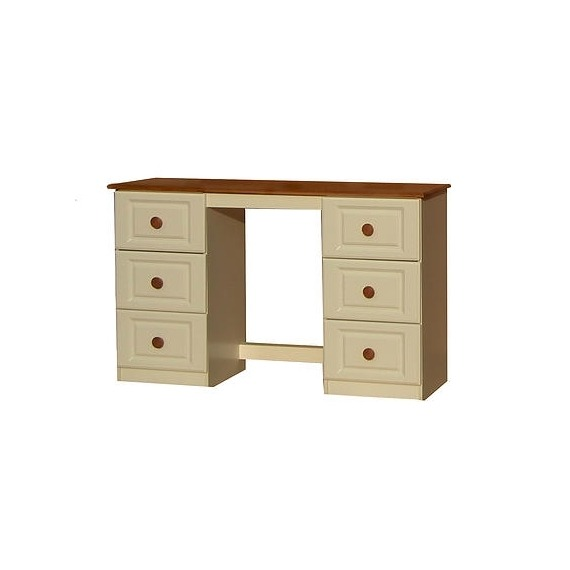 Anna Dressing Table (6 Drawer)