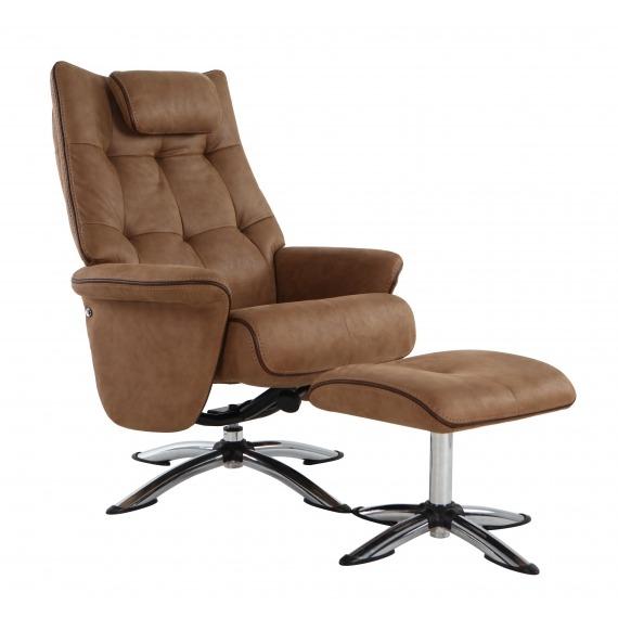 Willis Swivel Recliner Chair