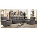 Tweed 3 Seater Recliner Sofa