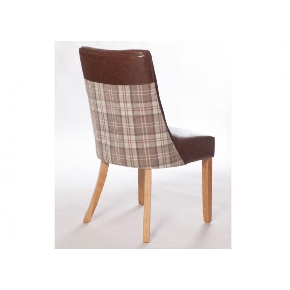 Alexa Check Back Chair