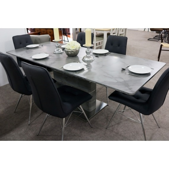 Verona 1600 Extending Dining Table