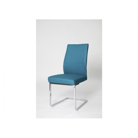Rhone Faux Leather Dining Chair