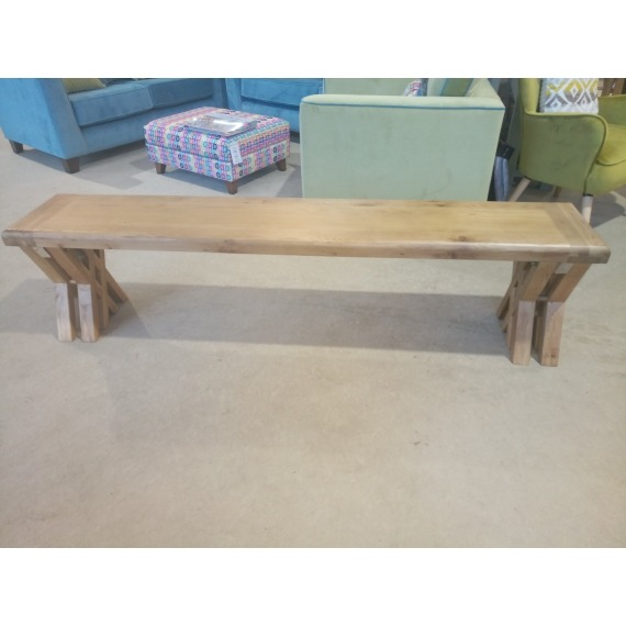 Cologne 2m Dining Bench