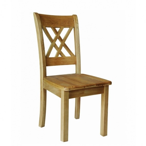 Cologne Solid Seat Dining Chair