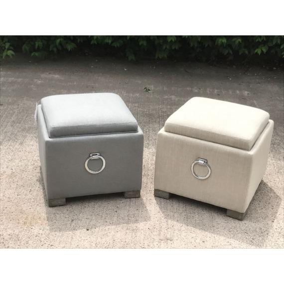 Flip Footstool/Tea Tray