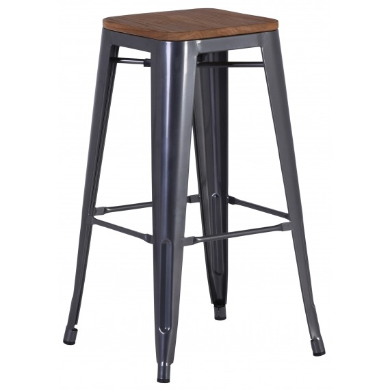 Industrial Counter Stool (Pack of 4)