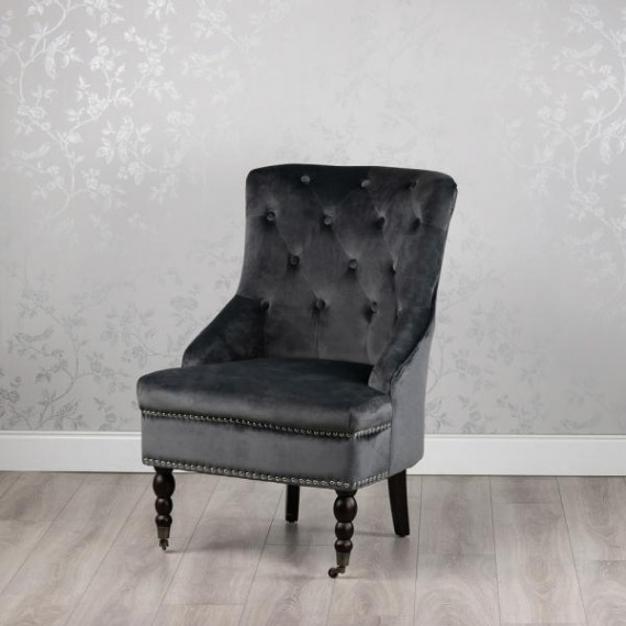 Boudoir Accent Chair