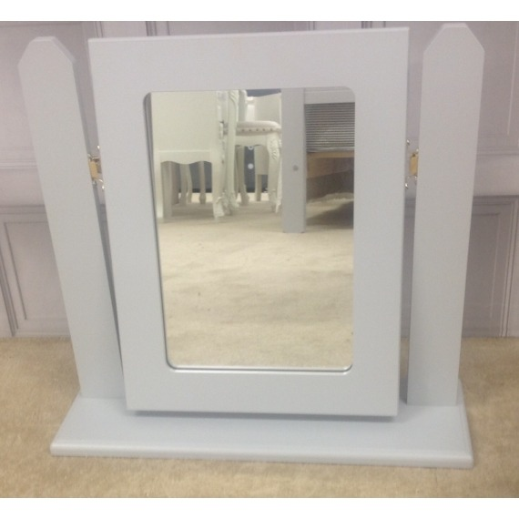 Hannah Single Square Mirror