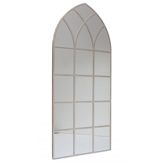 Tall Window Style Mirror