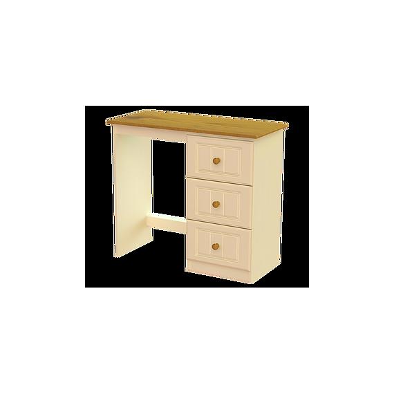 Ella Dressing Table (3 Drawer)