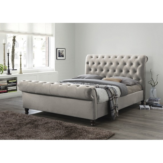 Empress Upholstered Bed Frame