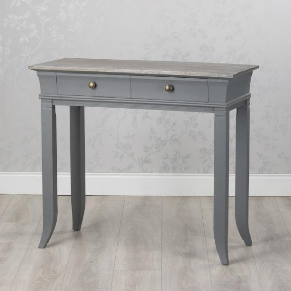 Basildon 2 Drawer Console Table