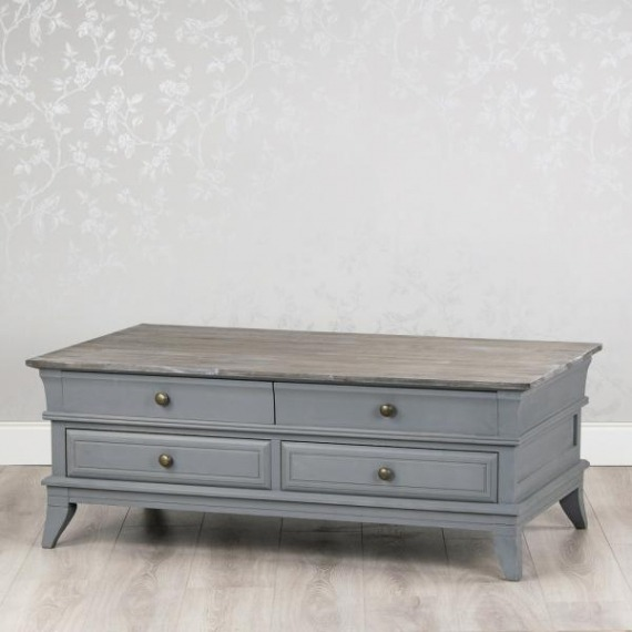 Basildon Coffee Table with Drawers